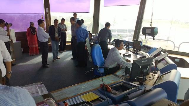 Rujukan Peperiksaan Online Pegawai Kawalan Trafik Udara